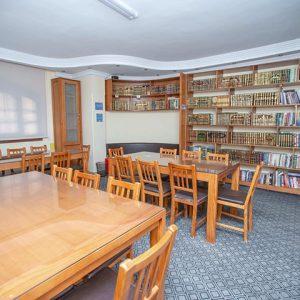 campus study center class room